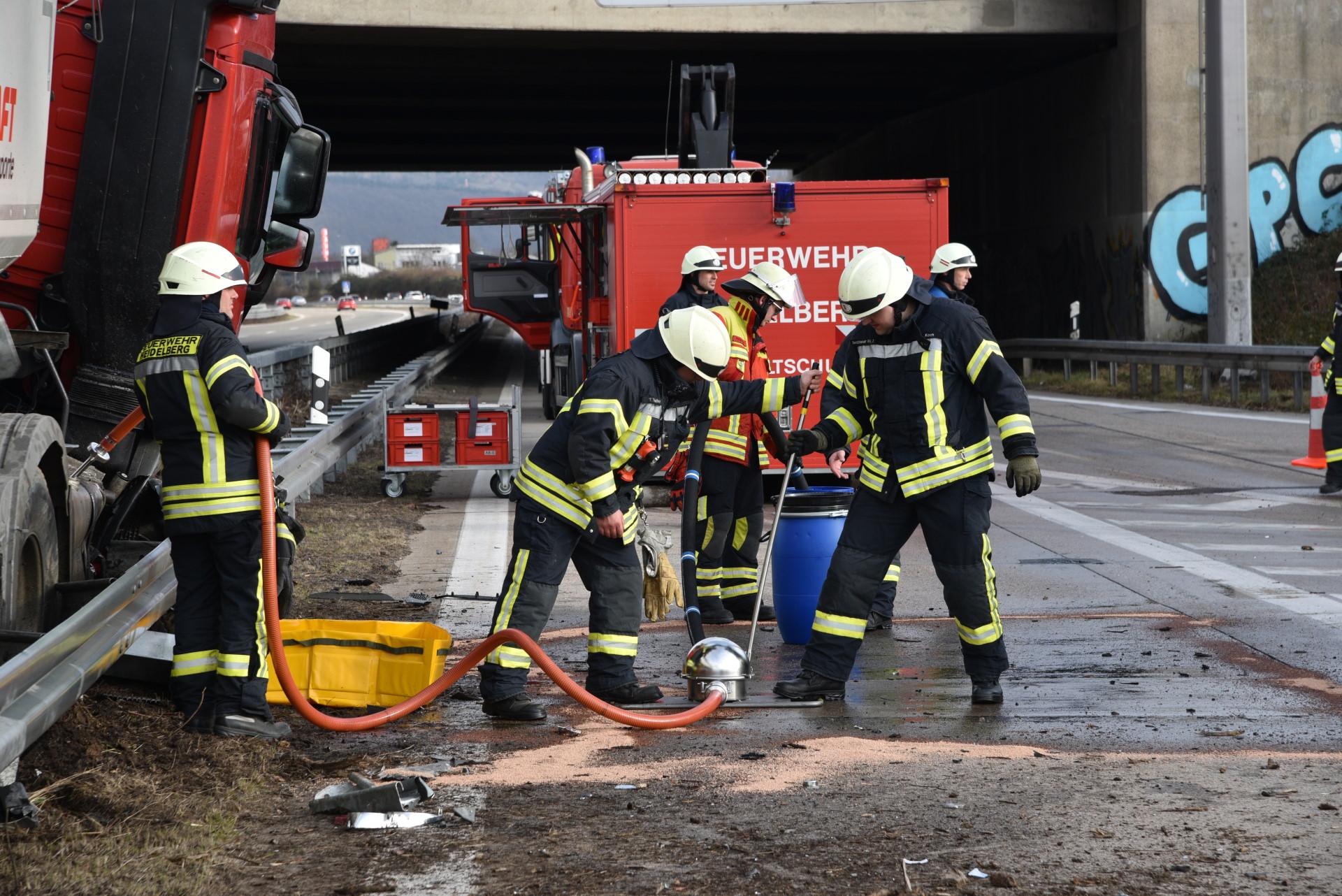 Unfall A656 Heute