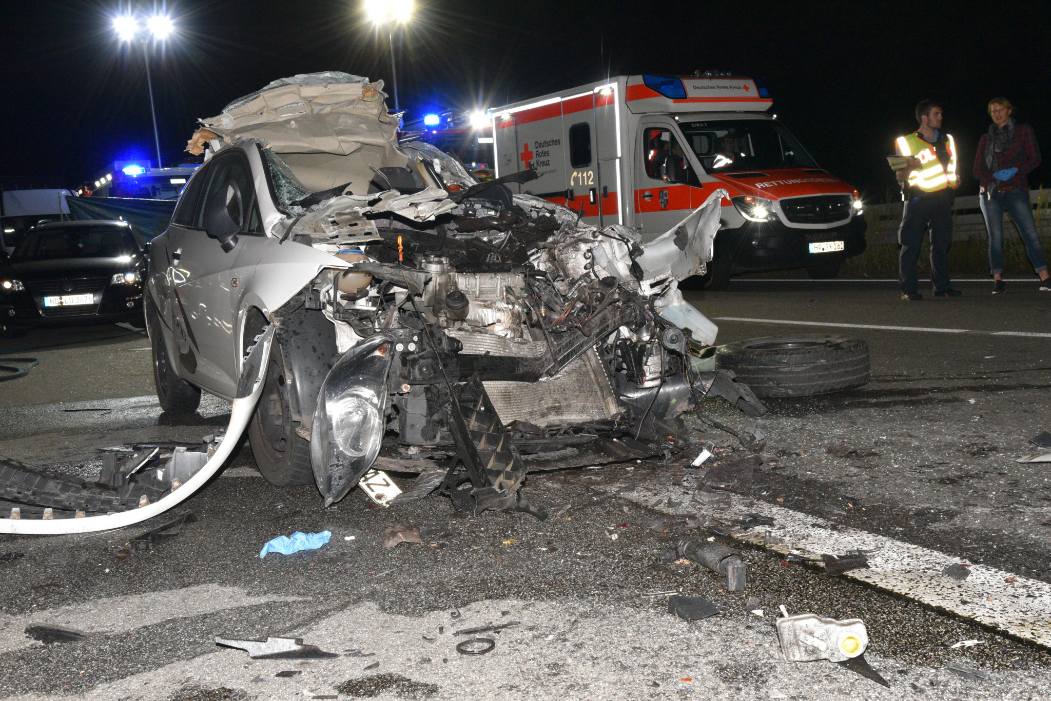 Tödlicher Unfall auf A6 | Radio Regenbogen