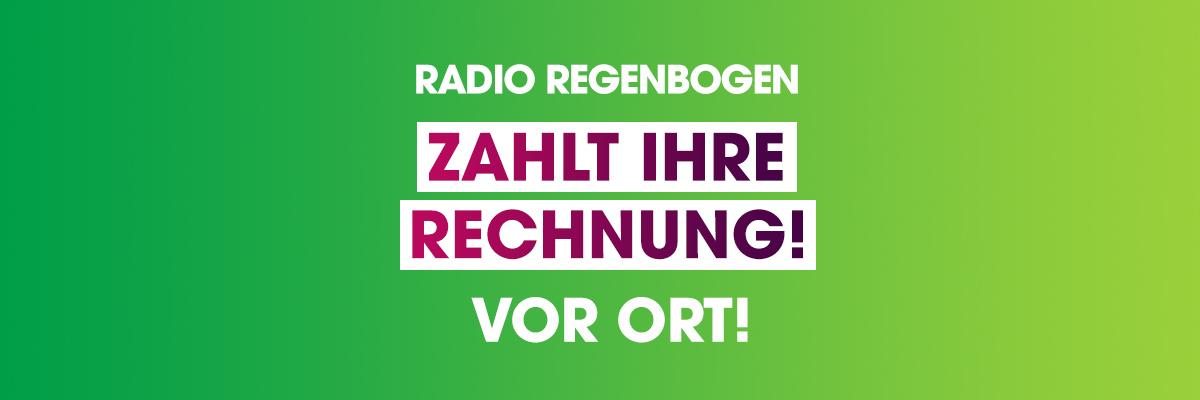 radio regenbogen zahlt ihre rechnung vor ort radio