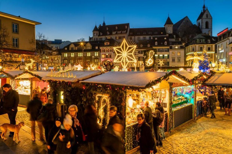 Basler Weihnachtsmarkt Mit Uber 900 000 Besuchern Radio