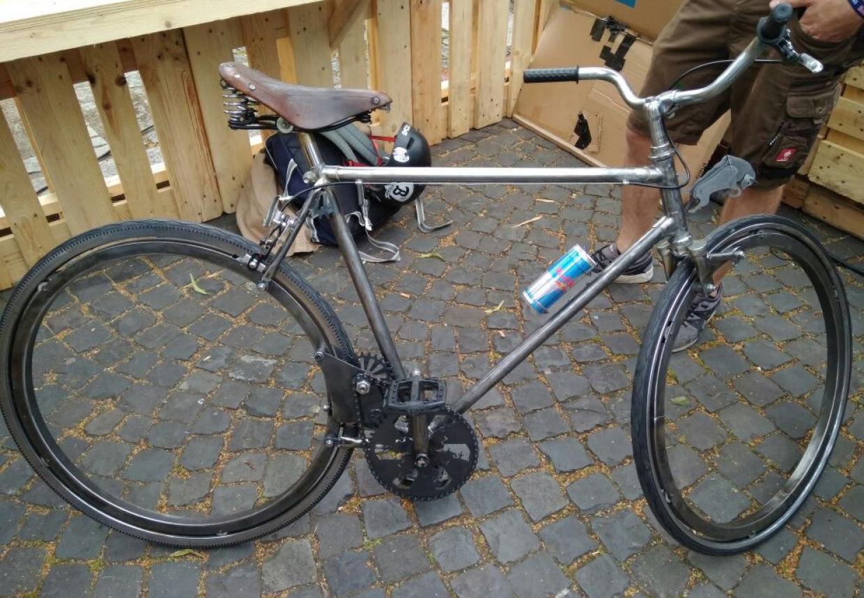 Tolle El Draht Fahrrad Fotos - Der Schaltplan - greigo.com