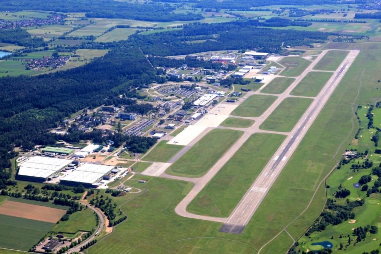 Badeb Baden Airport