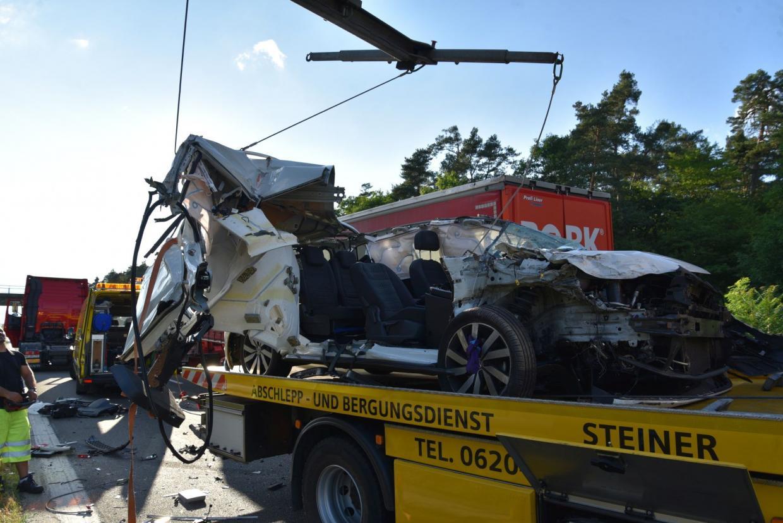 Unfall Viernheim Heute