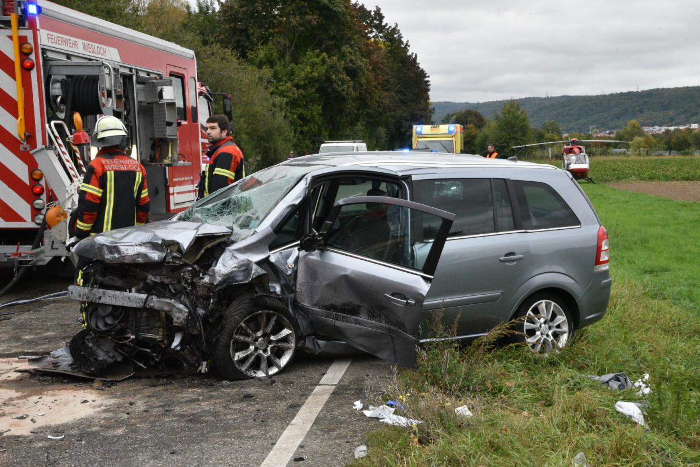 Schwerer Autounfall auf B3 | Radio Regenbogen
