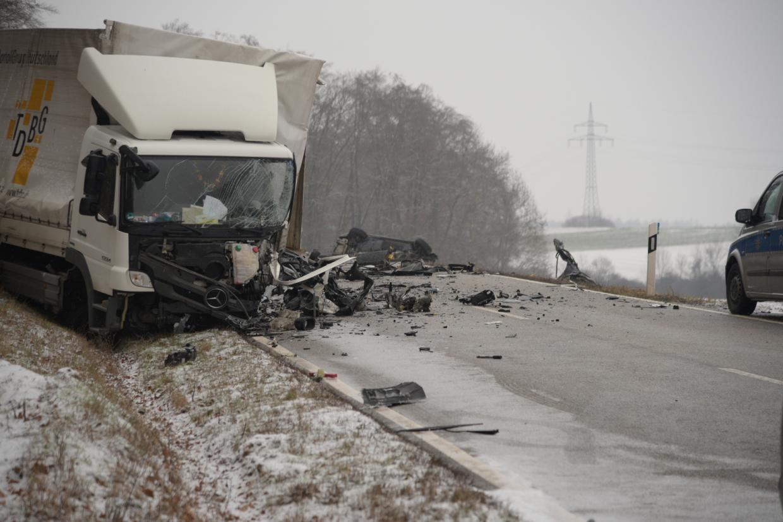 Unfall B39 Heute