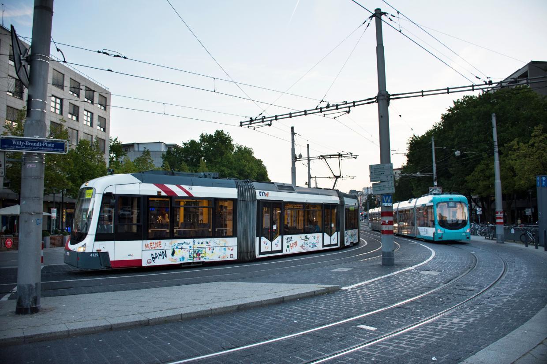 Straßenbahnunfall Mannheim Heute