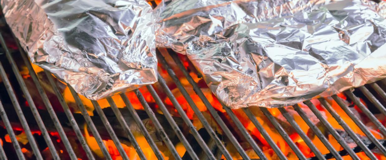 Grillsaison Ist Es Giftig Auf Alufolie Zu Grillen Radio Regenbogen