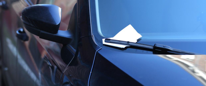 mann hinterl sst brief im auto jetzt muss er zahlen. Black Bedroom Furniture Sets. Home Design Ideas