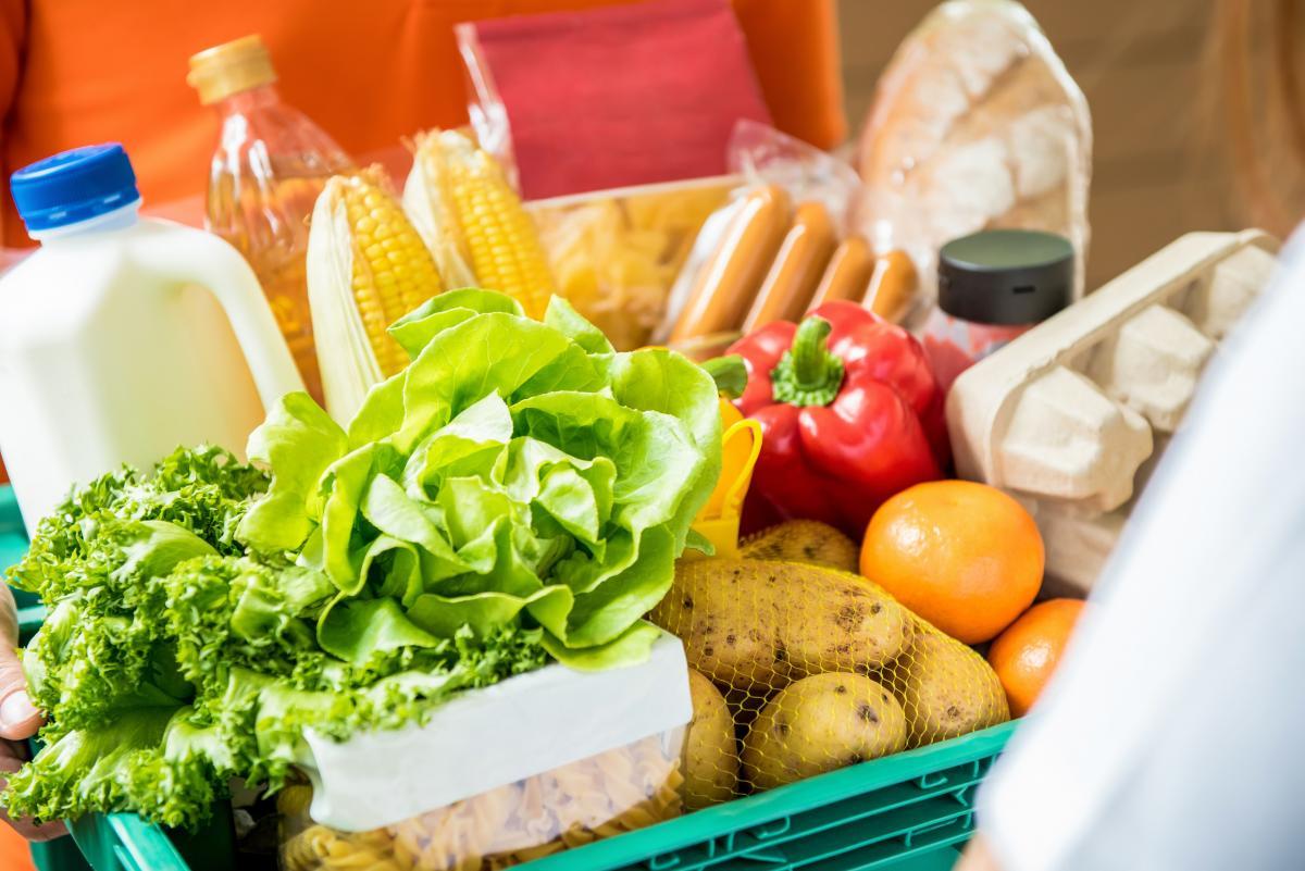 Corona-Virus: Wichtige Lebensmittel für zu Hause