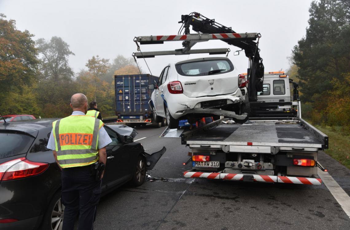 Unfall B36 Heute Linkenheim