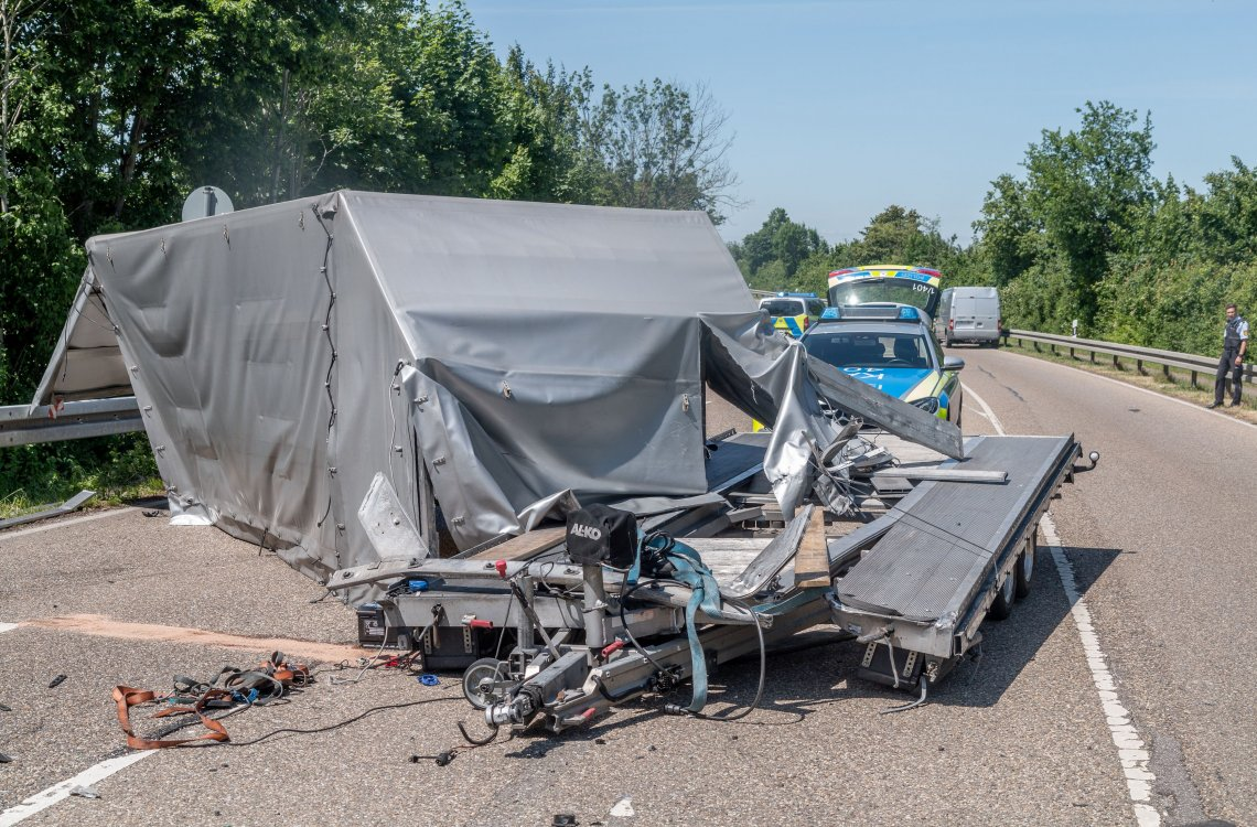 Unfall Ettlingen